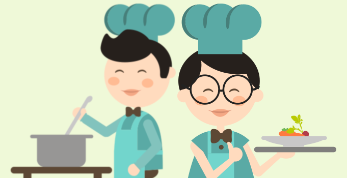 header chef a domicilio mobile
