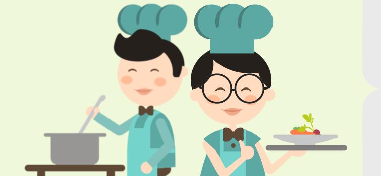 chef a domicilio pranzo vegetariano