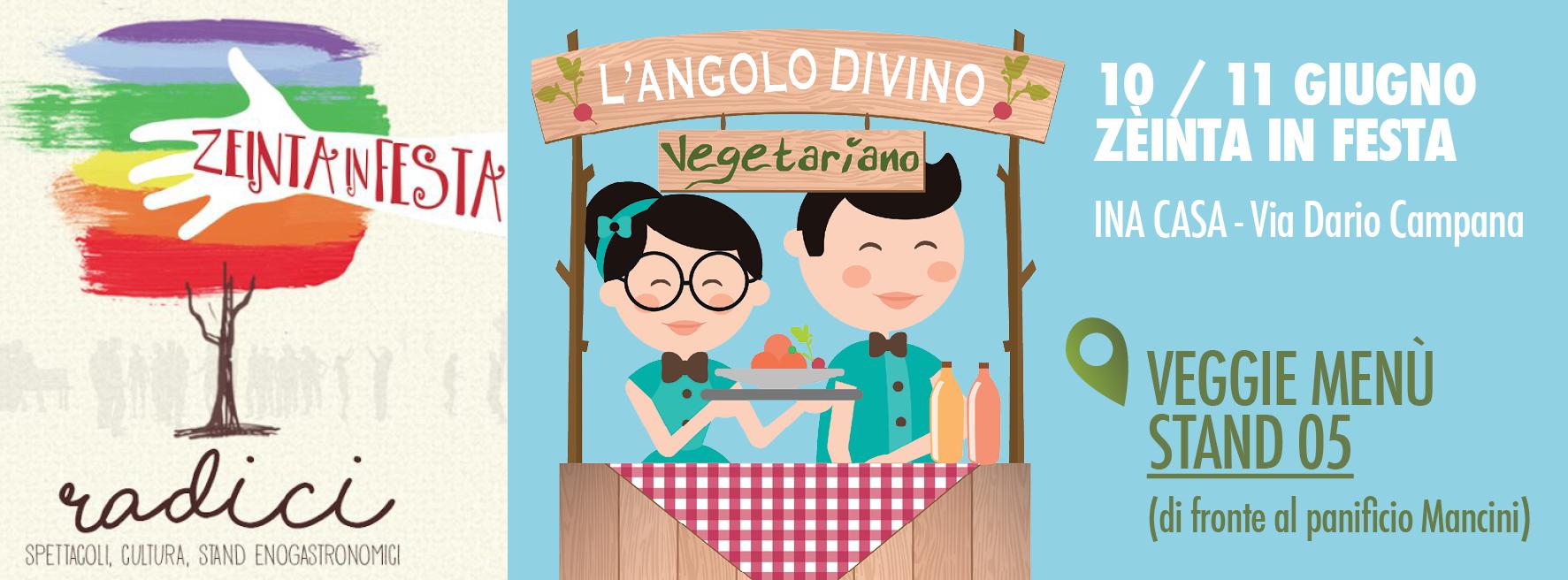 street food vegetariano